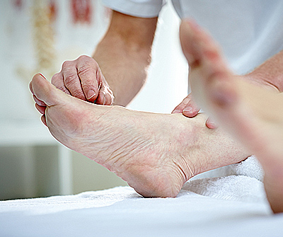 Foot Skin Problems & Treatment
